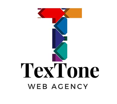 Logo agence web Textone